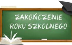 Więcej o: Informacja dotycząca zakończenia roku szkolnego 2019/2020