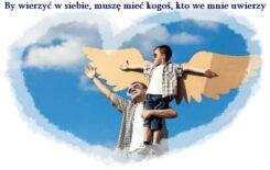 Więcej o: Zdania, które dodadzą dziecku skrzydeł – krótka ściąga dla rodziców