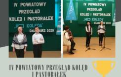 Więcej o: IV Powiatowy Przegląd Kolęd i Pastorałek