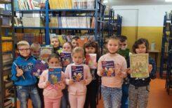 Więcej o: Pasowane na czytelników biblioteki szkolnej