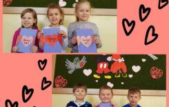 Więcej o: Walentynki 4-latki
