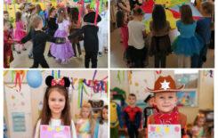 Więcej o: Bal Karnawałowy w Punkcie i Oddziale Przedszkolnym