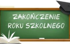 Więcej o: Harmonogram zakończenia roku szkolnego 2020/21 w dniu 25.06.2021 r.